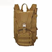 Camouflage Men Women Oxford Outdoor Sport Mountaineering Backpack Water Bag