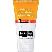 Visibly Clear Blackhead Eliminating Daily Scrub - 150ml.