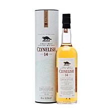 14 Years Single Malt whisky - 700ml