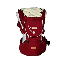 1b9715a4715 Large IMama Breathable Baby Carrier with Hip Seat