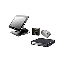 Touch screen Computer with POS products
