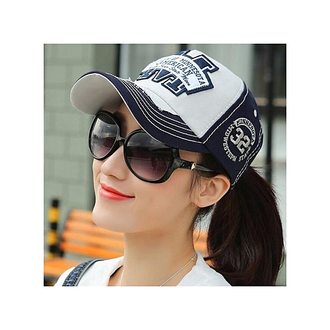 09628a91854c8 Baseball Cap Casual Snapback Outdoor Sports Polo Golf Hat Hip-Hop Patchwork  Caps For Men