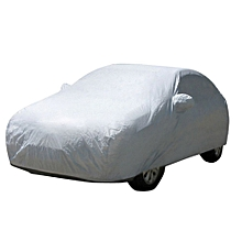 5.3M XXL Car Cover Anti UV Snow Dust Rain Waterproof Breathable Outdoor/Indoor