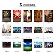 Andoer 1.5 * 2.1m/5 * 7ft Football Soccer Photography Background Sports Backdrop Photo Studio Pros