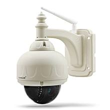 Wanscam HW00381.0MP WiFi IP Camera 720P Motion Detection Waterproof WHITE EU PLUG