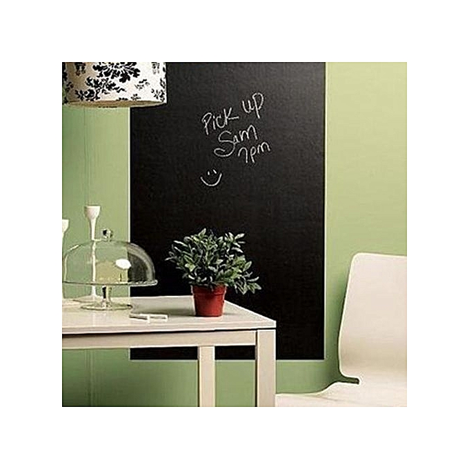 generic technologg home decor large blackboard 60 x 200cm removable