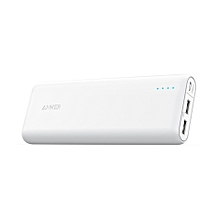 PowerCore Speed 15600mAh – Portable Charger / Power Bank – A1252 – White
