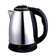 Electric Kettle (Cordless) - 2.0 Litres - Silver