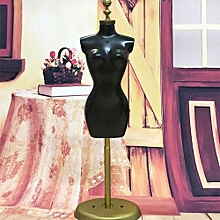 Doll Clothes Display Model Stand Rack Dress Form Mannequin Dolls Toys Clothing