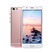 5.5 Inch Screen MTK6580 Quad-Core Android 5.1 Dual Sim WCDMA/GSM Smartphone-rose Gold