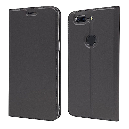 new style 76dac dceda PU Leather Magnet Ultrathin Wallet Case Cover for OnePlus 5T
