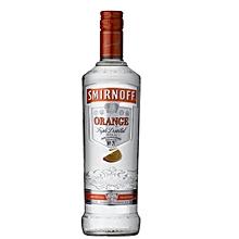 Orange Flavored Vodka - 1L