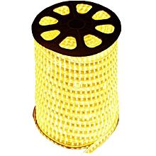 100m LED Rope Light - Yellow