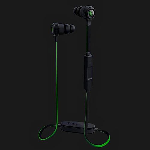 Razer Hammerhead BT Bluetooth Wireless Earbuds Headphones With In-line Mic & Controls