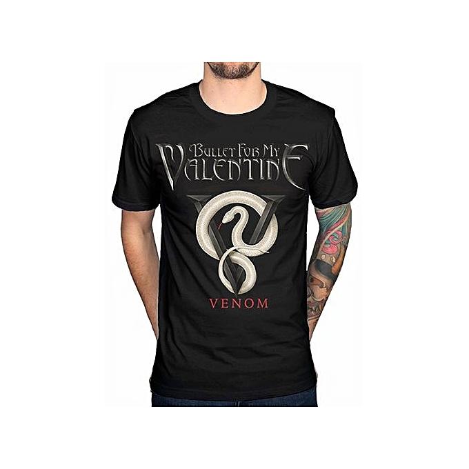 Bullet For My Valentine Venom Logo Bodyshots