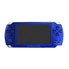 4GB 4.3-Inch TFT Screen Mp4 MP5 Player Game Player Supports Psp Game Camera Video E-book Music Blue
