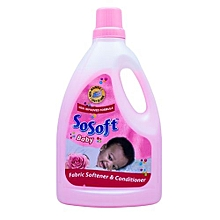 Fabric Softener & Conditioner, baby, 2.5L