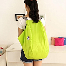 Women Travel Bags Large Capacity Luggage Bags-Green