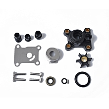 Outboard Water Pump Impeller Repair Service Kit for Johnson / Evinrude 394711
