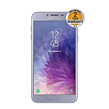 "Galaxy J4 - 5.5"", 32GB, 2GB RAM, 13MP Camera (Dual SIM) Lavender."