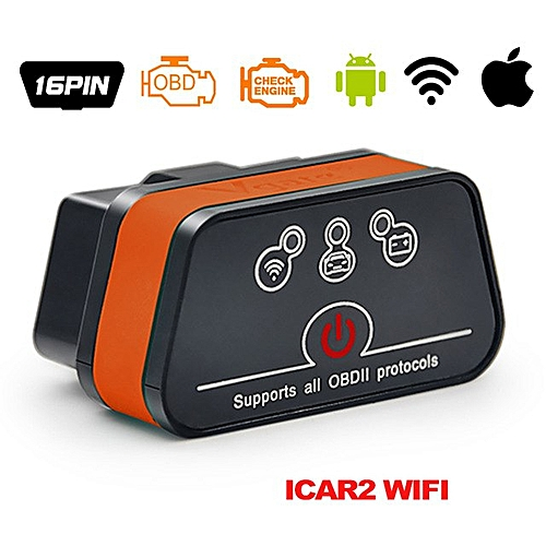 Vgate icar2 Bluetooth/Wifi OBD2 Diagnostic-tool ELM327 OBD 2 Scanner Mini  ELM 327 icar 2 android/PC/ OBDII Code Reader