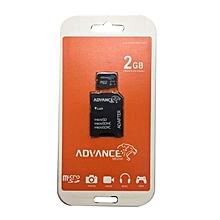Memory Card - 2GB - Black