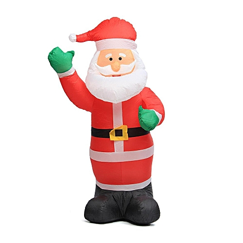 UNIVERSAL Large Inflatable Santa Snowman Outdoor Airblown Xmas Christmas Decoration Figure