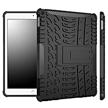 Armor Hybrid PC+TPU Back Case Stand Cover For For IPad Air 2 IPad 6 BK