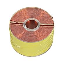 1000 Turn Line Diameter 0.35 Magnetic Levitation Coil 35x10x20mm Inductance Coil