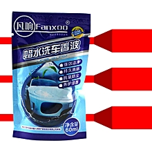 Car Washing Liquid 60ml Polishing Shampoo Automobile Foaming Agent
