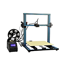 Aibecy CR-10 S5 High-precision Self-assemble DIY i3 3D printer Easy to Assemble Filament Run-out Detection Resume Printing Function Large Printing Size 500 * 500 * 500mm