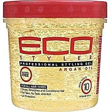 Professional Styling Gel Argan Oil - 16 Oz