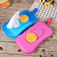 Portable Baby Kid Wipe Storage Box Travel Wet Wipes Holder Dispenser Organizer #4