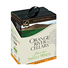 River Cellar white sweet wine - 5L