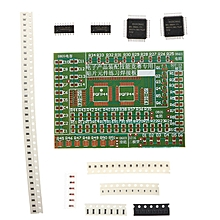 Module Electronic Kit SMD Components Solder Practice Plate For Training