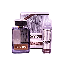 Perfume For Men EDP 100ML.For Men  EDP - + Free Deo Spray