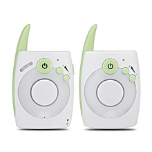 2.4Ghz Wireless Digital Baby Monitor Audio Radio Nanny Baby Phone Monitor Kids Mini Walkie Talkie for Smart Home Automation