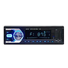 1Din In-Dash Car Radio Bluetooth Stereo Player Handsfree AUX-IN USB/SD Card MP3 Player 12V Car Audio Fm Radio Car-styling