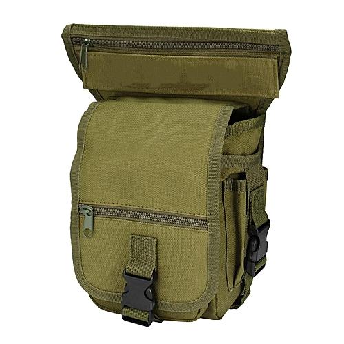 Generic Tactical Waist Pack Drop Leg Bag Belt Military For Hiking Riding  Outdoor Bag   Best Price  2e81d9915925b
