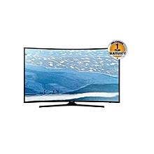 55KU7350 - 55' - 4K Curved UHD Smart LED TV - Black