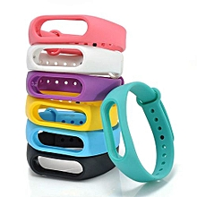Wrist Band Replacement Bracelet For Xiaomi Band Black