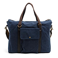 fc2eec23ec25 BLOK SHOP HIGH Quality Muchuan Canvas leather military shoulder laptop bag.  KSh 8