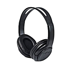 Head BAT Wireless Stereo Headphones - Black