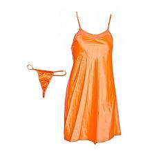 Satin Lace Embelish lingerie