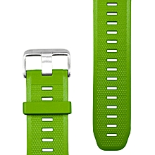 TPU Wrist Watch Band Strap for  VIBE 3 Bracelet Replacement-GREEN