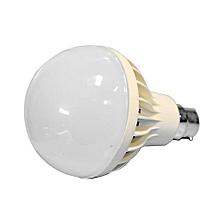 LED Intelligent LED Emergency Bulb,Rechargeable bulb - 9W - White