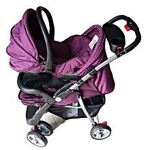 Superior 3 in 1 Value Pack baby stroller set