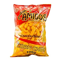 Corn Chips Mexican Chilli - 100g