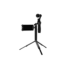 DJITripod With Extension Stick for DJI OSMO 4K Camera 3-Axis Handheld Gimbal