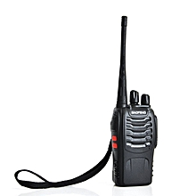 BAOFENG VHF/UHF 888S Walkie Talkie (Black)